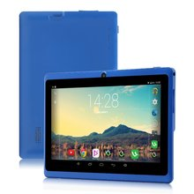 7inch Android 4.1.1 tablet pc Q88 A13 chip 5 point Capacitive touch screen Built-in speaker