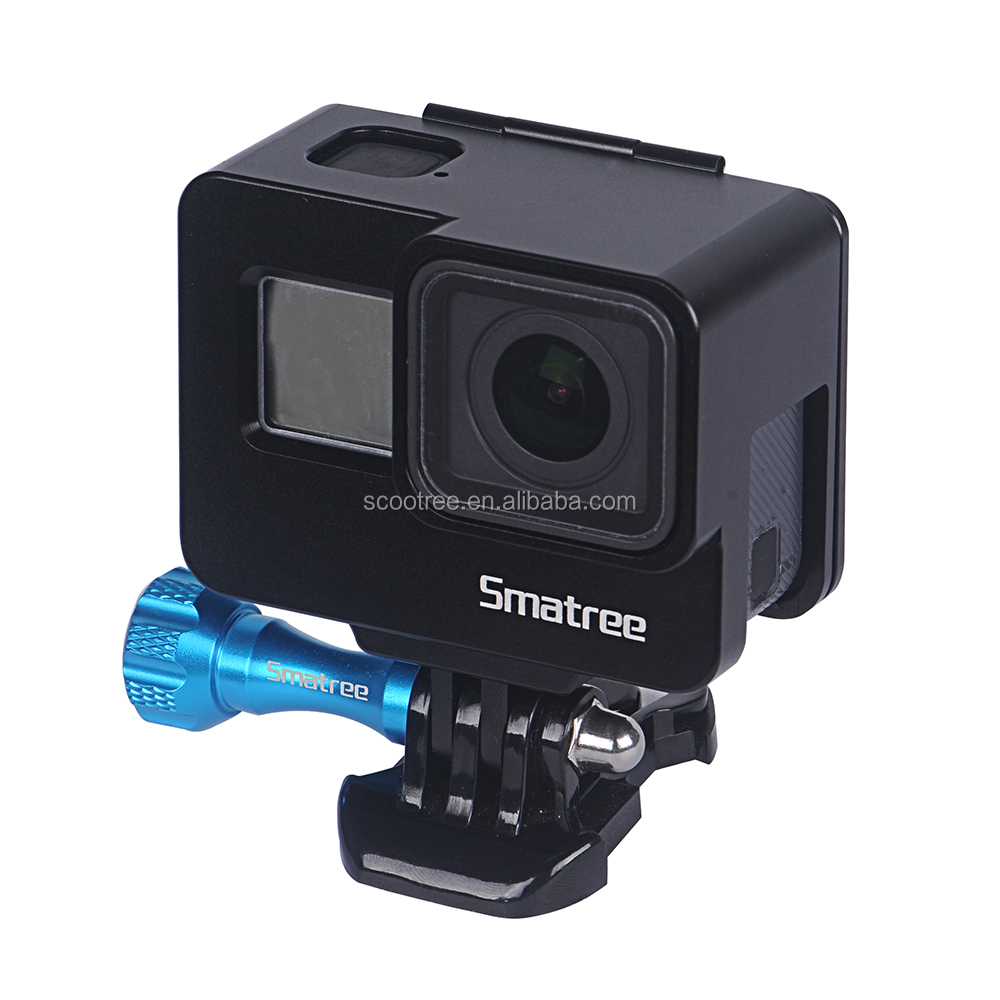 Smatree for gopros Heros 5 Camera Accessories Protective Frame Cases for Go Pro Heros 5