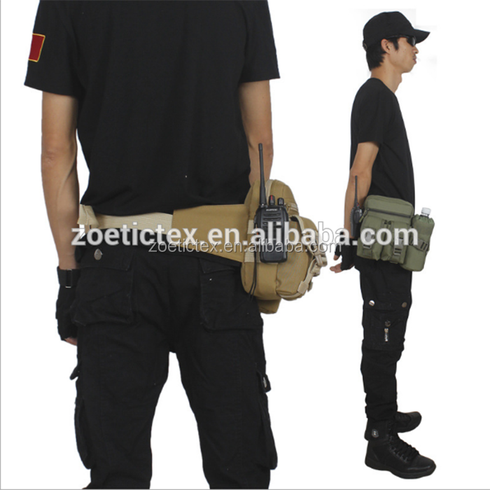 Outdoor new style tactical CS sports waist bag