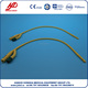 Disposable 2-way Latex Foley Catheter