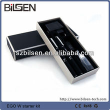 Gift case packed china manufacture E Cigarette Pen Style electic cigarette e-cig mini ego w kitego w e-cigarette