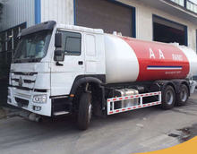 High quality 35cbm lpg gas tanks turkey truck portable natural gas tanks for sale