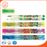 Lantu China Alibaba Online Shopping Promotion Classical Style Colorful Twin Pen