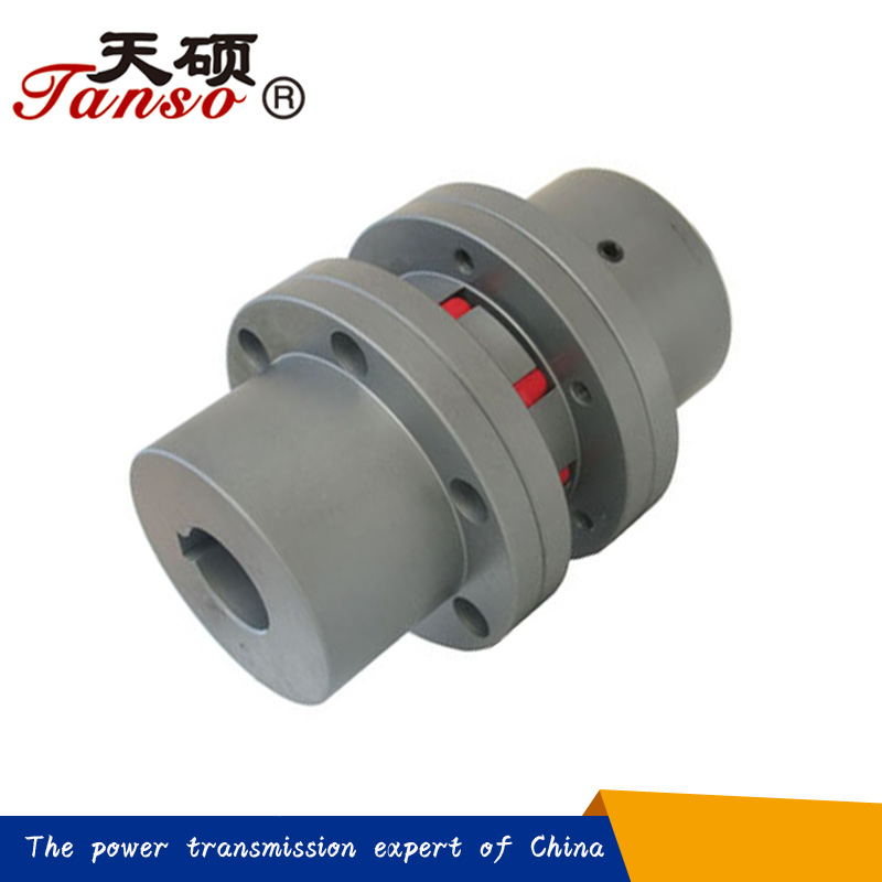 LMS flexible jaw type coupling