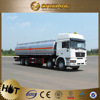 Shacman 10 cubic meters small fuel tanks trucks