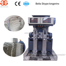 Cement Valve Bag Auger Automatic Packaging Machine