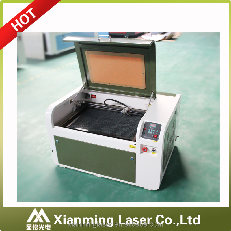2015 best quality 50w 6040 CO2 <strong>laser</strong> engraving machine 60w 4060 <strong>laser</strong> cutting machine400*600mm working area