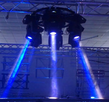 China manufacturer aluminium IR control stage lighting whirling truss for hanging radio dj equipment