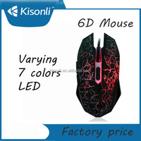 Cheap Optical Wired Gaming Mouse With USB Port