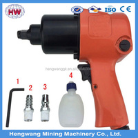 Reliable Pneumatic Torque Wrench /Air impact Wrench 1/2 from hengwang