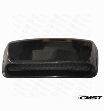 CARBON FIBER ENGINE COVER HOOD BONNET VENTS FOR SUBARU 9