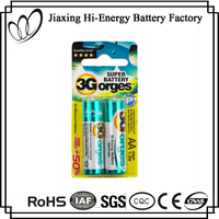 Low Price 1.5V R6 AA Carbon Zinc Energizer Battery