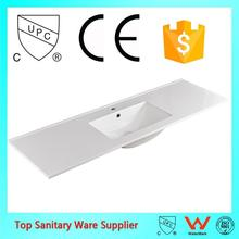 china manufacturer ceramic cabinet wash hand basin