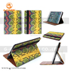 Luxury Snake Skin PU tablet Leather Case for ipad air 2