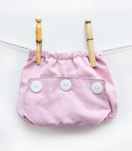 Fashion Korean cute baby toddler bloomer infant bloomer wholesale diaper cover cotton bloomer