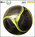 size 3 classical black color soccer ball football,PVC ball