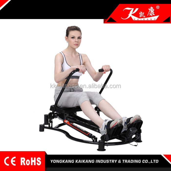 2015 patented fitness equipment exercise rowing machine