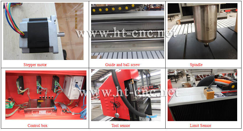 600x900mm CNC router 3d cnc engraving machine