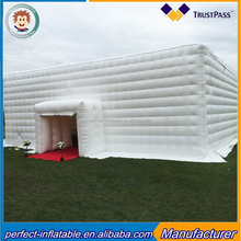 China Giant Commercial Outdoor House Dome Beach Garage Large Wedding Event Cube Party Igloo Bar Price Camping Inflatable Tent