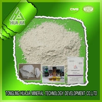 best activated white bentonite clay for waste vegetable oil/used cooking oil price