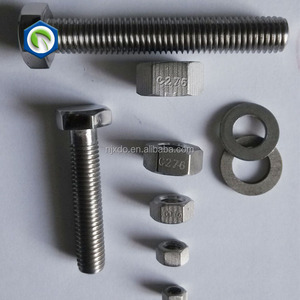 SUS 316L. 321. 347 bolts nuts screws DIN Standard fasteners making machine