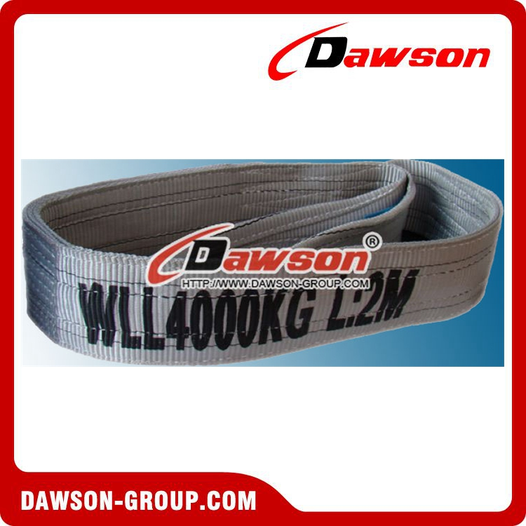 Dawson single ply endless type 4 Ton 4000kg webbing sling for sale
