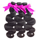 brazilian hair human yaki body wave hair unprocessed raw virgin brazilian human hair
