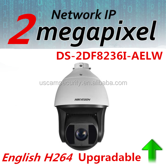 Hikvision 2.0MP IP POE Board Camera DS-2DF8223I-AELW Long Distance Night Vision Camera PTZ Wifi Wireless IP Camera