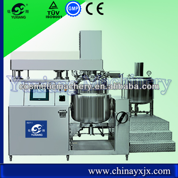 The Newest RHJ-D high pressure equipment used for ointments