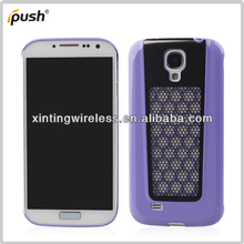 PC+Metal Case For Samsung Galaxy S4 I9500 Protector Shell
