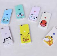 Hot sale Pokemon Phone Case for iPhone 6/6 plus