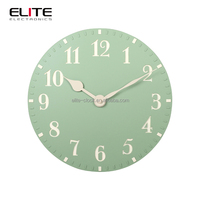 wholesale home arabic numerals decorative wall clock for living room