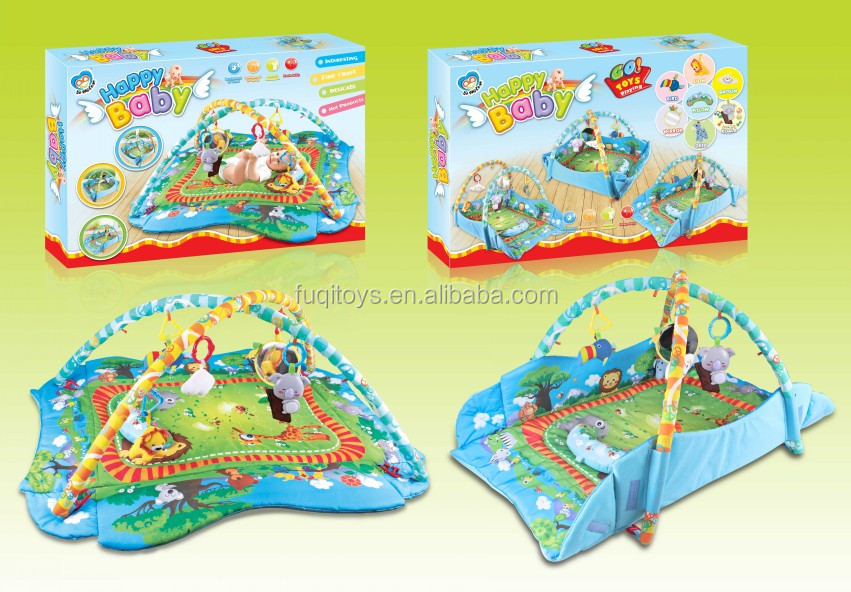 6603 kids folding play mat fisher price toys
