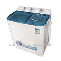 7.6KG twin-tub top-loading Washing Machine