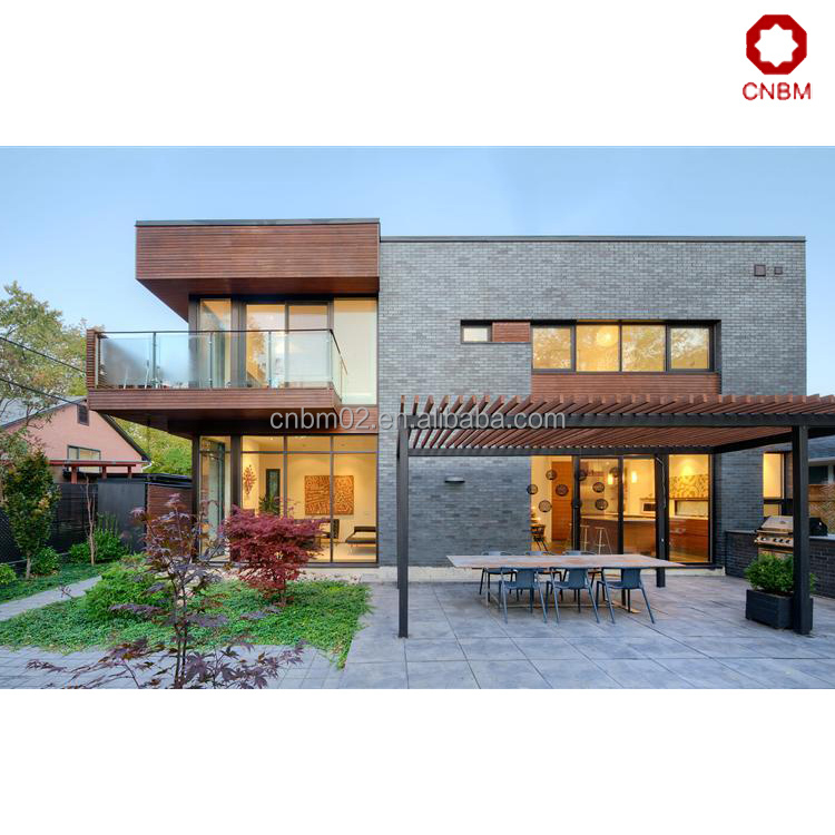 Well Designed Luxury China Prefabricated Homes Light Steel Frame System    Buy Prefabricated Villas Houses,Quick Build Houses,Steel Strcuture Product  On ...