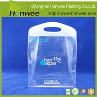 dissolvable custom label heavy duty dry cleaning clear plastic bags