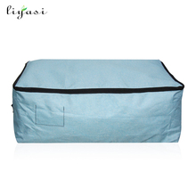 High Density Oxford Fabric Under Bed Storage Bag,Closet Organizer Soft Bag,Space Saver Bag For Clothing