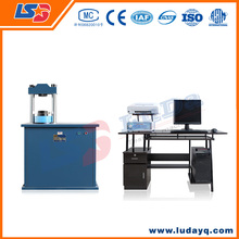 YAW electro hydraulic high quality cement compression testing machine,hydraulic pump testing machine