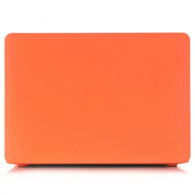 red grapefruit new 9 colors matte pastic hard case cover whole sale for apple macbook air a1465 a1466