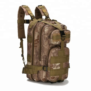 AOKALI Outdoor Waterproof Cheap Hiking Survival Army Bag Camping Military Tactical Backpack