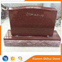 High Quality Low Price Granite Monument Canada Headstone