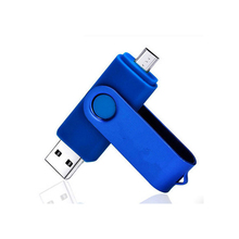 Alibaba wholesale swivel otg high speed USB 3.0 flash drive, android mobile phones and computer dual usb flash