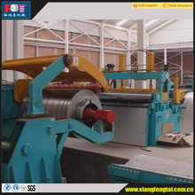 high automatic steel coil slitting machinery longitudinal cutting machine
