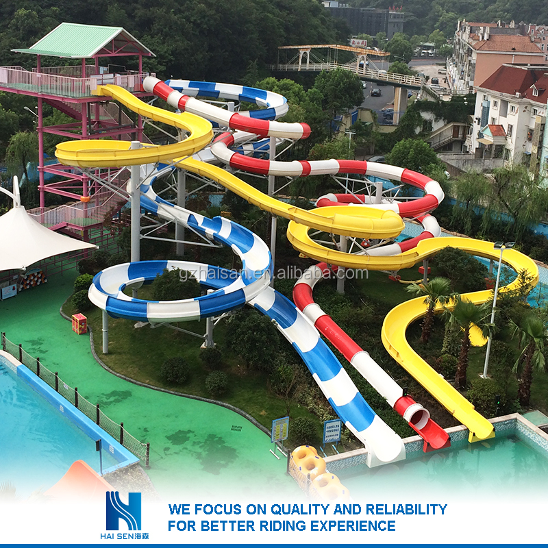 2016 Most popular plastic pool with slide wholesale