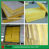 glass wool insulation products with CE DNV