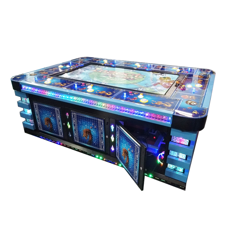 Casino Fish Hunter Arcade Games Ocean King <strong>3</strong> Plus Gambling Machine for Sale