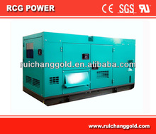 13KVA soundproof diesel generator powered by 403D-15G engine