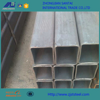 Weight ms schedule40 square and rectangular steel pipe shs rhs