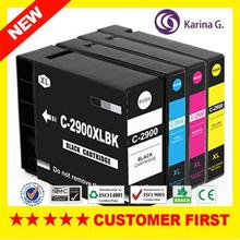 inks for canon pgi-2900xl compatible ink cartridge