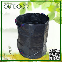 Garden Tool Collapsible Durable PE lawn and leaf bag
